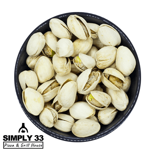 Simply 33 - Best with beer - Pistachion