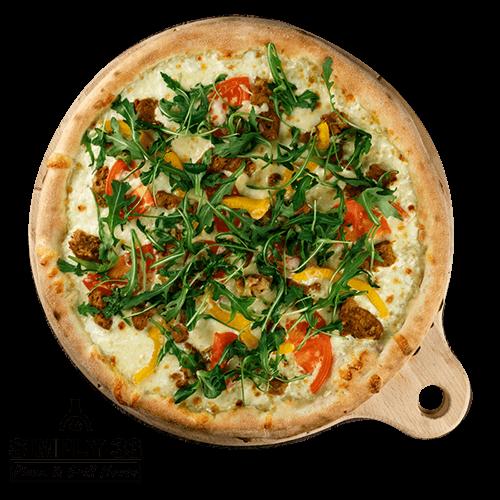 Simply 33 - Garlic soya