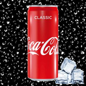 Simply 33 - Coca cola 0,25