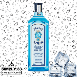Simply 33 - Bombay Sapphire delivery in Prague