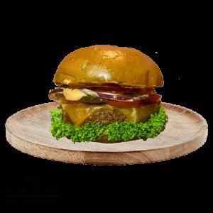 Simply 33 - Vegetarian Burger
