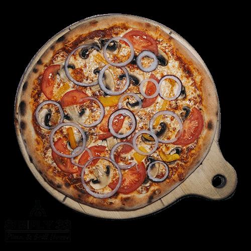 Simply 33 - Vegetariana Pizza