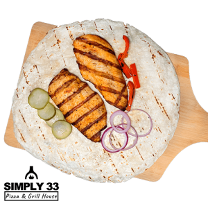 Simply 33 - Grilled Chicken Breast