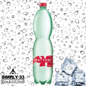Simply 33 - Aquila sparkling water 1,5 l