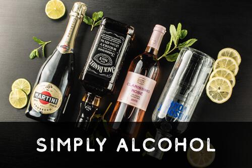 Simply 33 Alcohol