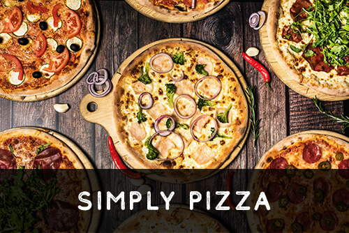 Simply 33 pizza