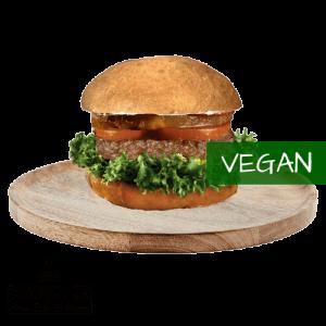 Simply 33 - Pineapple Vegan Burger