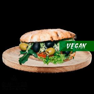 Simply 33 - Panuozzo Verdura Vegan