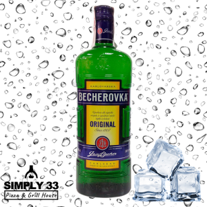 Simply 33 - Becherovka delivery in Prague