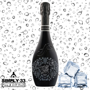 Simply 33 Alcohol delivery in Prague Prosecco Mille Bolle 0,75 L