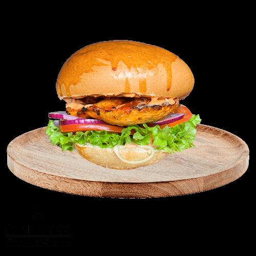Simply 33 - Grilled Chicken Sandwich