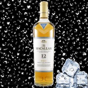 Macallan 12yo Triple Cask